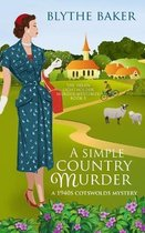 A Simple Country Murder