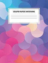 Graph Paper Notebook: Graphing Paper Quad-Ruled 5x5 100 Pages Large Composition Book Math and Science Class Notebook for Students and Teache