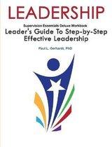Leadership Skills Workbook