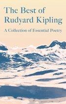Boek cover The Best of Rudyard Kipling - A Collection of Essential Poetry van Kipling