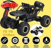 hoge snelheid rc truck elektrische rotsklimmer voertuig auto 4wd remote crontrol off-road buiten speelgoed voor kinderen en volwassenen
