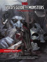 Dungeons and Dragons - Role Play - 5th Edition Volo?s Guide to Monsters (D and