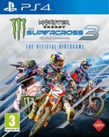 Monster Energy Supercross 3: The Official Videogame - PS4