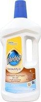 Pledge - multi-oppervlak vloerreiniger - 750 ml geeft glans & beschermt verschillende type vloeren