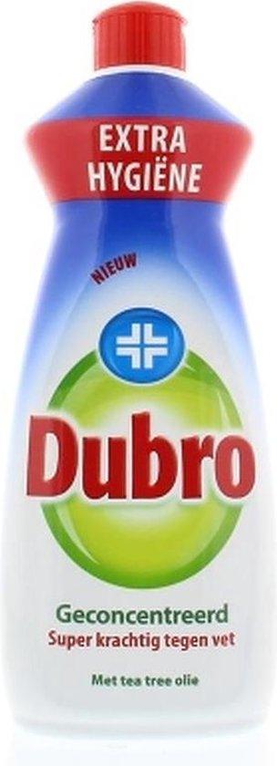 Dubro afwasmiddel extra hygiene 500 ml