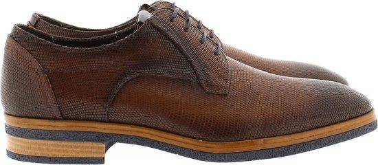 Giorgio 73532 veter schoenen - middelbruin, ,41.5 / 7.5