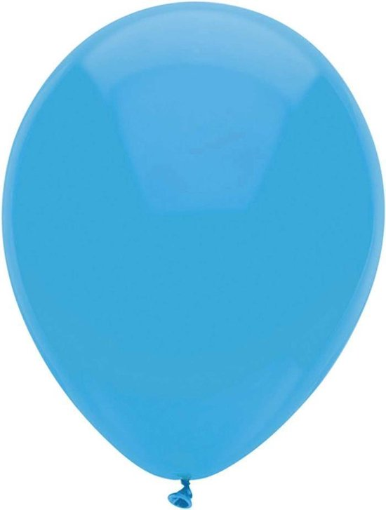 Haza Original Ballonnen Blauw 100 Stuks
