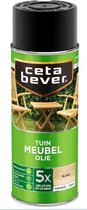 Cetabever tuinmeubelolie spray - 400 ml.