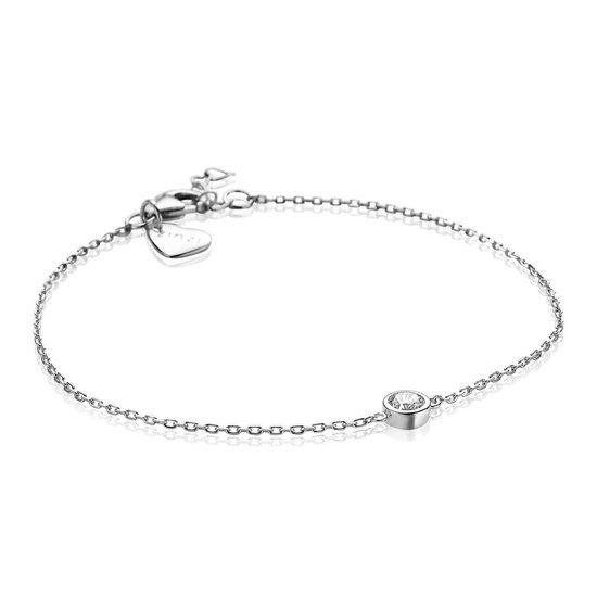 Zinzi Jewels Zilveren Armband  - Zilver
