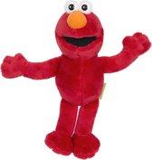 Sesamstraat pluche knuffel Elmo 63 cm speelgoed - Sesamstraat figuren cartoon knuffels voor kinderen