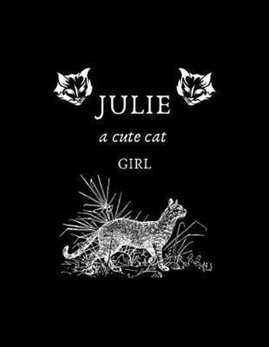 JULIE a cute cat girl