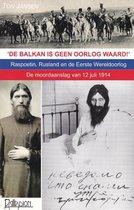 Boek cover De Balkan is geen oorlog waard! van Ton Jansen