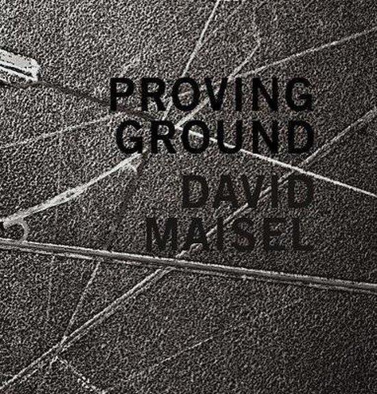 Boek cover David Maisel van Geoff Manaugh