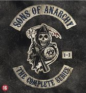 Sons Of Anarchy -s.1-7