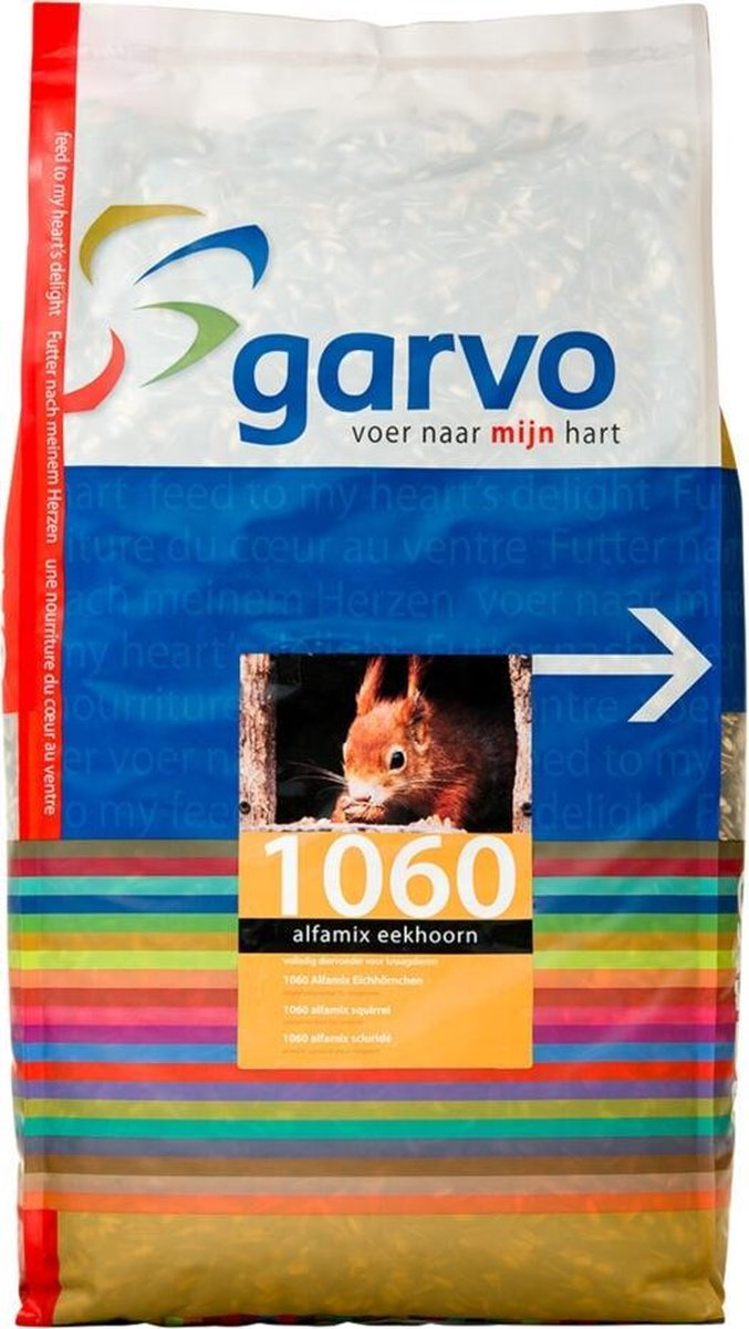 Alfamix Eekhoorn Garvo 11kg