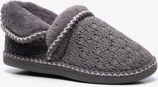 Thu!s dames pantoffels Grijs Maat 37