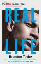Boek cover Real Life van Brandon Taylor