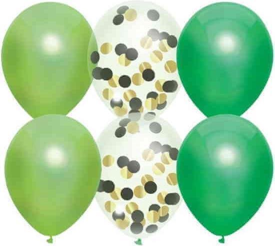 Ballonnen Mix Jungle