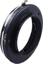 Adapter LM-Fuji FX: Leica M Lens-Fujifilm X Camera