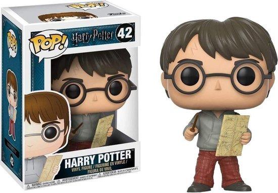 Funko Pop! Harry Potter: Harry With Marauders Map - Verzamelfiguur