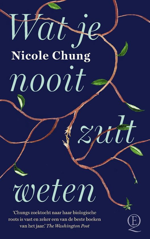 Wat je nooit zult weten - Nicole Chung |