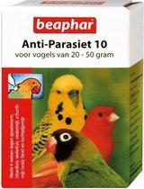 Beaphar Anti-Parasiet 10 - Vogels van 20-50 g - 2 Pipetten