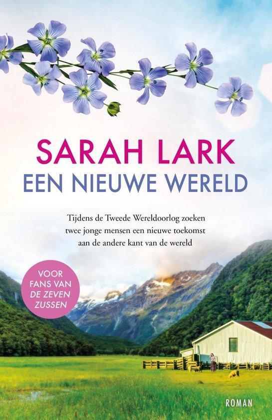 Boek cover Een nieuwe wereld van Sarah Lark (Onbekend)