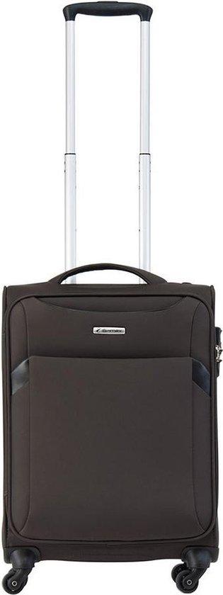 Boston 20 Handbagagekoffer - 55 cm - Donkerbruin