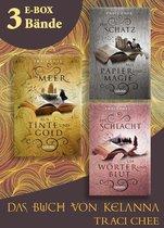 Ein Meer aus Tinte und Gold - alle Bände der Fantasy-Serie in einer E-Box! (Das Buch von Kelanna)