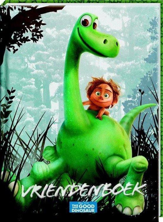Vriendenboek- Interstat - The Good Dinosaur - Kinderen - 14 X 19 cm - Interstat