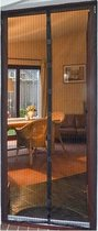 Lamellen hor / deurhor tegen insecten 210 x 100 cm - Opzet insectenhor voor de deur