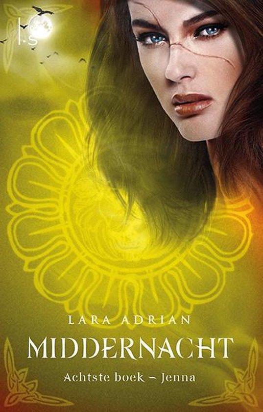 Middernacht 8 - Jenna (POD) - Lara Adrian | Fthsonline.com