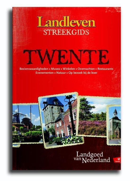 Landleven streekgids Twente - Thelma Egberts | Readingchampions.org.uk