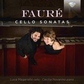 Faure: Cello Sonatas