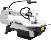 Figuurzaagmachine met verlichting zaagdiepte 406 mm