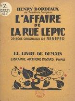 L'affaire de la rue Lepic