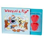 Boek cover Woezel & Pip - Koekboek van Guusje Nederhorst