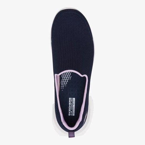 Skechers Go Walk Joy Centerpiece Dames Instappers - Blauw Maat 39 sVQnZn