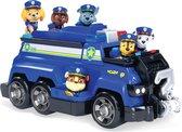 PAW Patrol Total Team Chase Politie Voertuig met 6 Figuren
