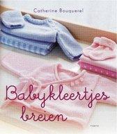 Babykleertjes breien