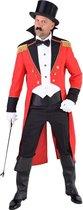 Circus kostuum Directeur - Maatkeuze: Maat 58/60