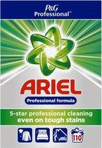 Ariel waspoeder actilift Voordeelverpakking   110 wasbeurten, 7,15KG - Ariel Regular Waspoeder   Voor alle soorten was