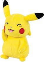 Pokemon - Pluche Pikachu knipoog 30 cm