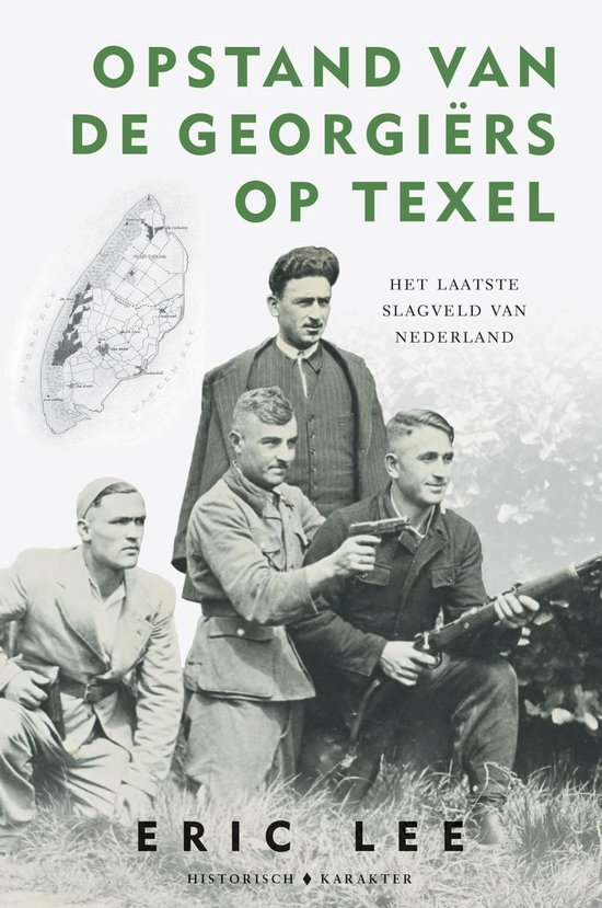 Opstand van de Georgiërs op Texel - Eric Lee pdf epub