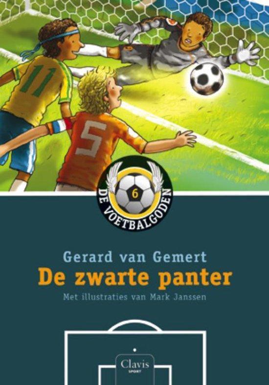 De voetbalgoden 6 - De zwarte panter - Gerard van Gemert | Readingchampions.org.uk
