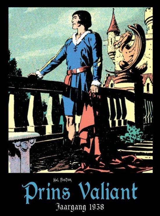 Prins Valiant Jaargang 1938 - Hal Foster |