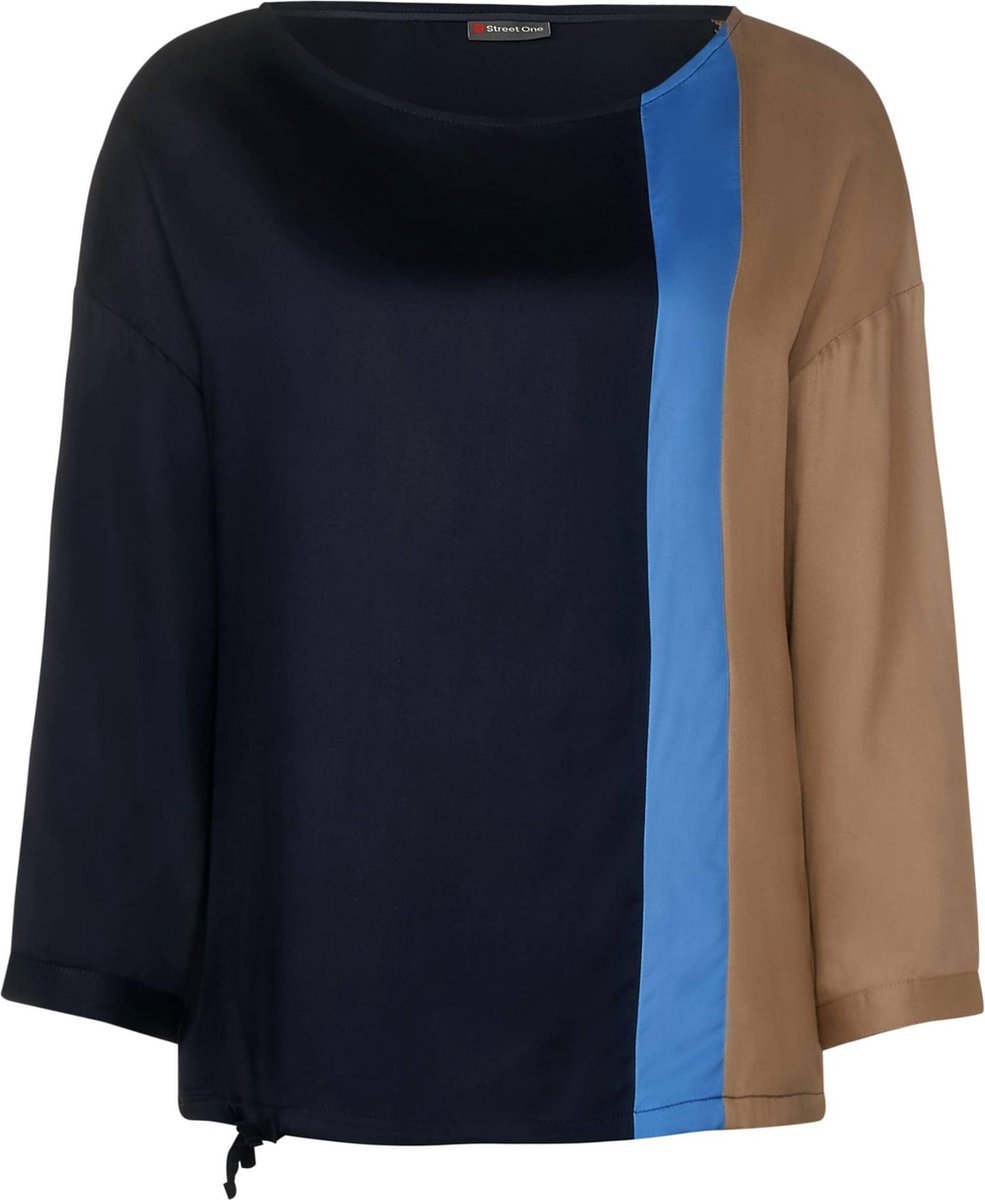 Street One blouse Brokaat-42 (xl)