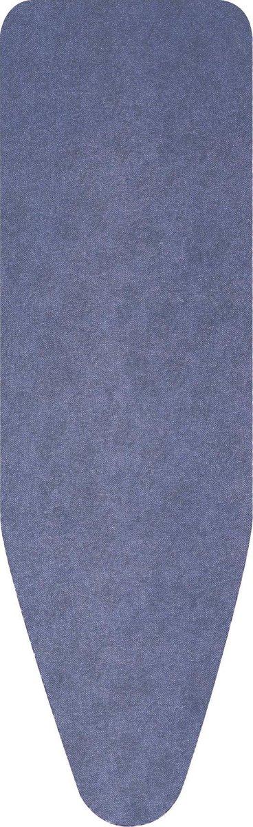 Brabantia Strijkplankhoes A - 110 x 30 cm - Denim Blue - complete set