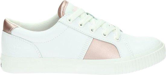 Timberland Skyla Bay dames sneaker Wit multi Maat 38