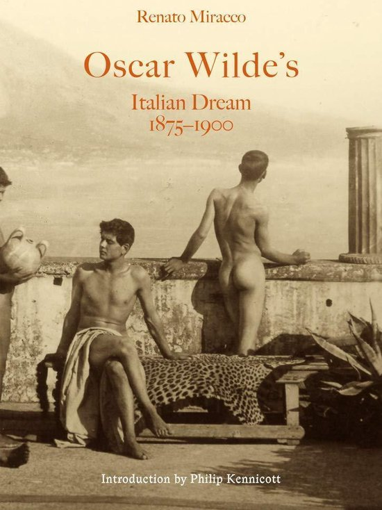 Boek cover Oscar Wildes Italian Dream van Renato Miracco